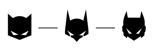 Batman-Evolution